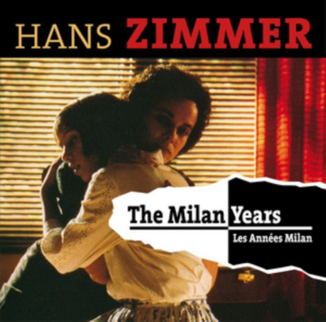 Hans Zimmer The Milan Years Soundtrack 2Vinyl LP