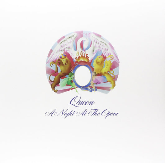 QUEEN A Night At The Opera LP Vinyl NEW 2015 Re-Master