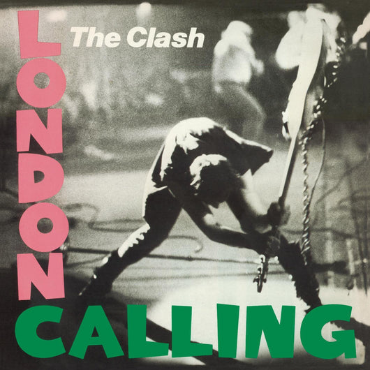 The Clash LONDON CALLING LP Vinyl NEW 2015 Legacy Edition