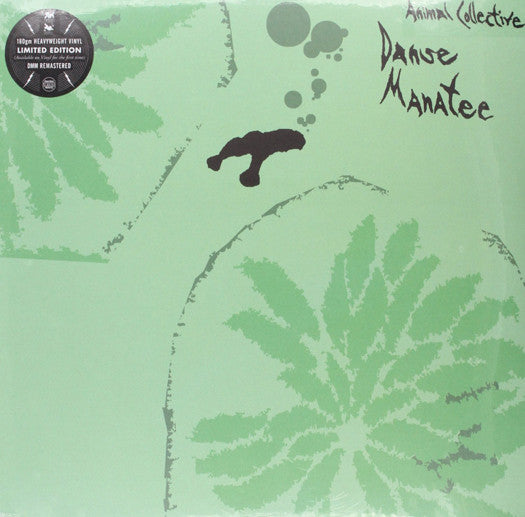 ANIMAL COLLECTIVE DANSE MANATEE LP VINYL NEW 33RPM