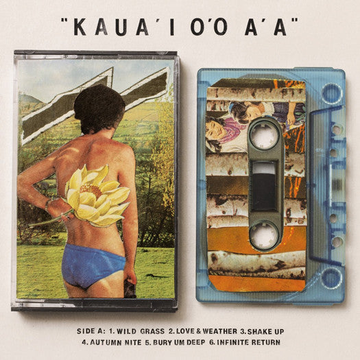 GENTLE FRIENDLY KAUAI OO AA LP VINYL NEW 33RPM