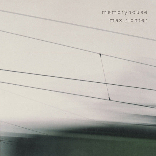 MAX RICHTER MEMORYHOUSE LP VINYL NEW DELUXE  DOUBLE LP VINYL REISSUE
