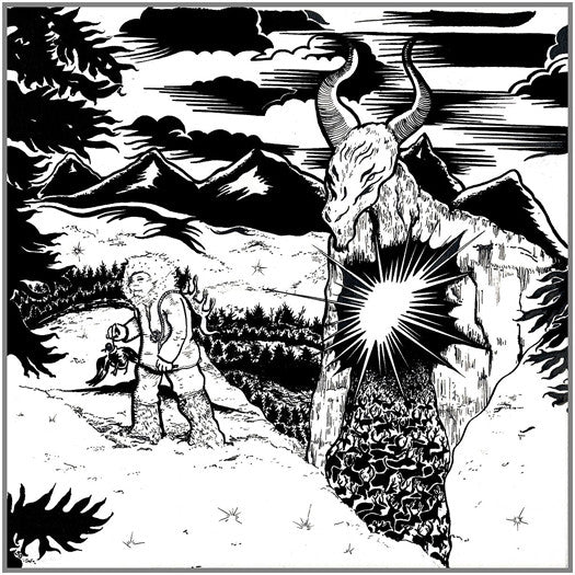 NATURAL SNOW BUILDINGS SNOWBRINGER CULT LP VINYL NEW (US) 33RPM