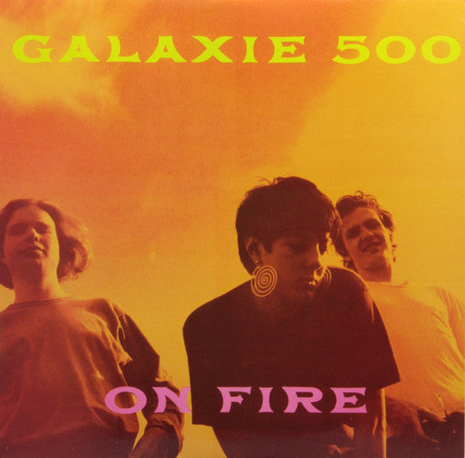 GALAXIE 500 ON FIRE LP VINYL NEW (US) 33RPM REMASTERED