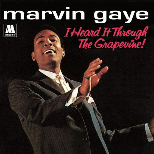 MARVIN GAYE I HEARD IT THROUGH THE GRAPEVINE LP VINYL 33RPM NEW