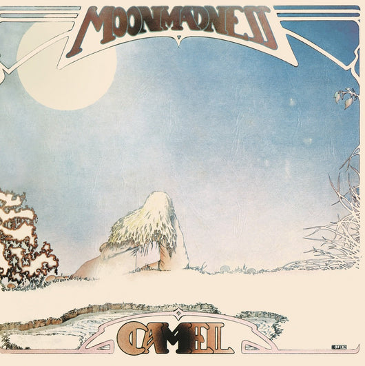 CAMEL MOONMADNESS 180GM LP VINYL 33RPM NEW