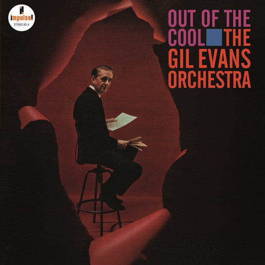 GIL EVANS OUT OF THE COOL LP VINYL NEW 33RPM 2015