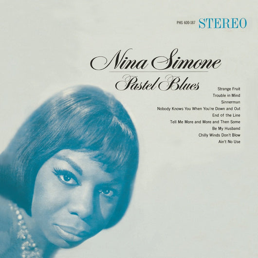 NINA SIMONE PASTEL BLUES LP VINYL 33RPM NEW