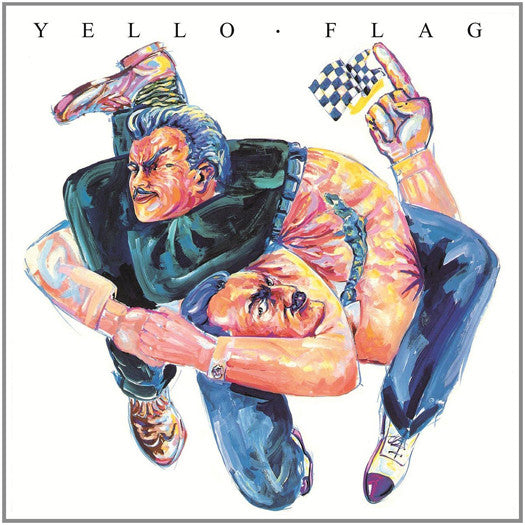 YELLO FLAG LP VINYL 33RPM NEW