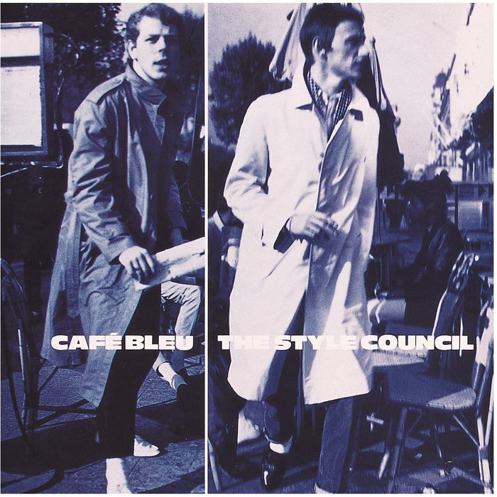 STYLE COUNCIL CAFE BLEU LP VINYL 33RPM NEW