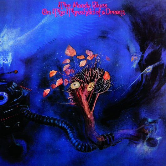 MOODY BLUES ON THE THRESHOLD OF A DREAM LP VINYL 33RPM NEW