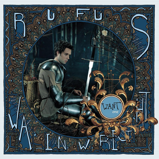 RUFUS WAINWRIGHT WANT ONE LP VINYL 33RPM NEW