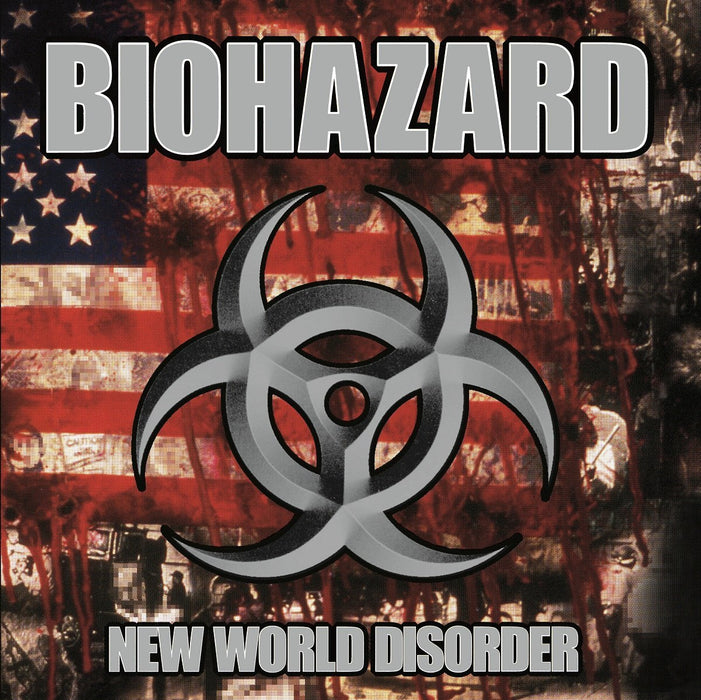 BIOHAZARD NEW WORLD DISORDER LP VINYL 33RPM NEW