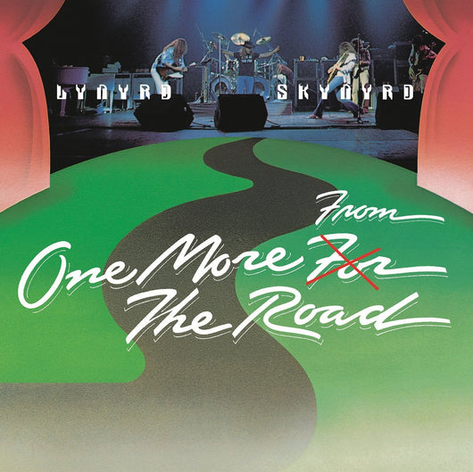 LYNYRD SKYNYRD ONE MORE FROM THE ROAD LP VINYL 33RPM NEW