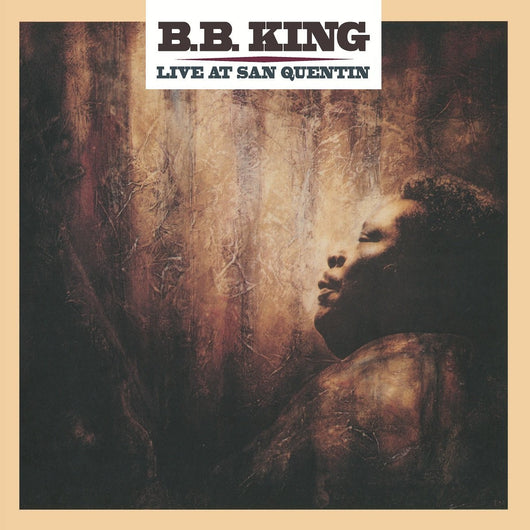 BB KING LIVE AT SAN QUENTIN LP VINYL 33RPM NEW