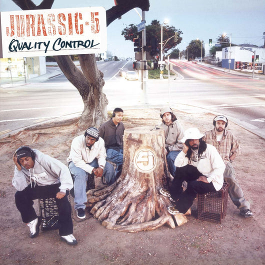JURASSIC 5 QUALITY CONTROL LP VINYL 33RPM NEW