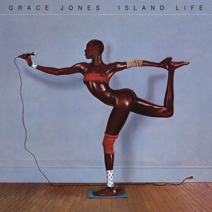 GRACE JONES ISLAND LIFE LP VINYL 33RPM NEW