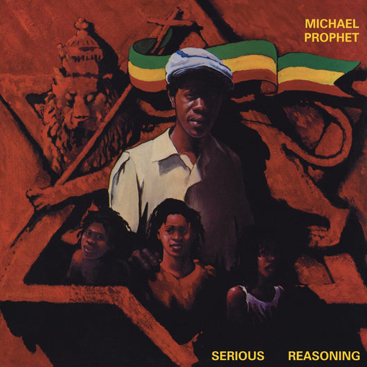 MICHAEL PROPHET Serious Reasoning LP Vinyl NEW 2014