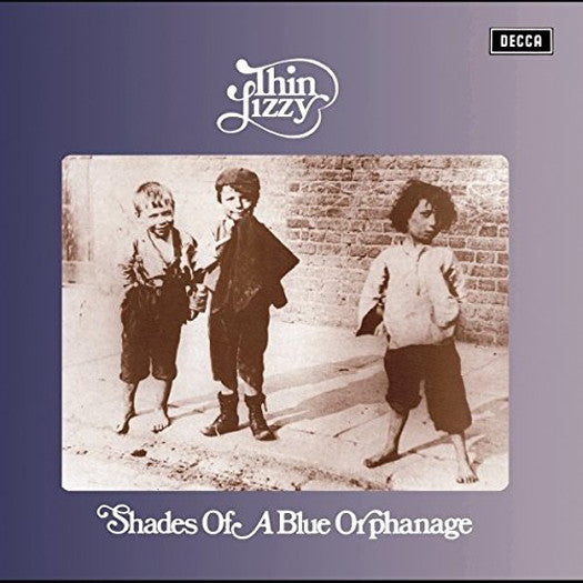 THIN LIZZY SHADES OF A BLUE ORPHANAGE LP VINYL NEW 2014 33RPM