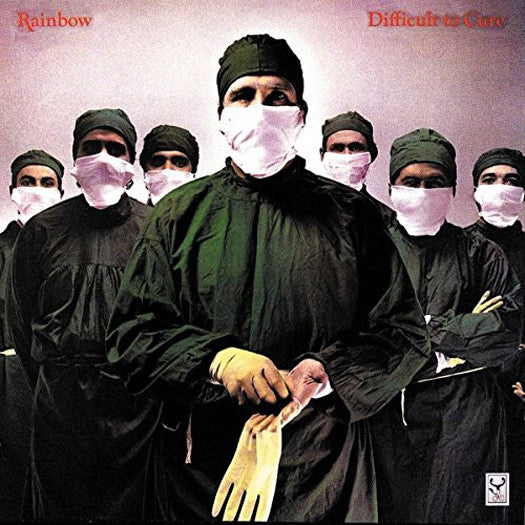 RAINBOW DIFFICULT TO CURE LP VINYL NEW 2015 33RPM