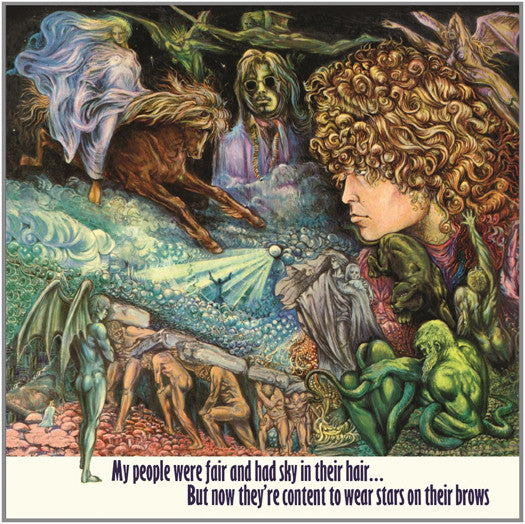 TYRANNOSAURUS REX My People Were Fair LP Vinyl NEW 2015