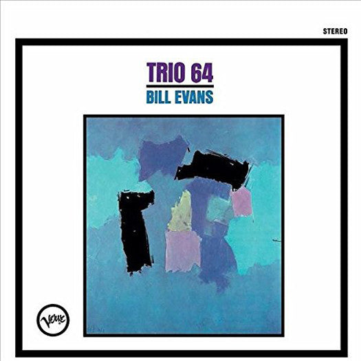 BILL EVANS TRIO 64 LP VINYL NEW 2014 33RPM
