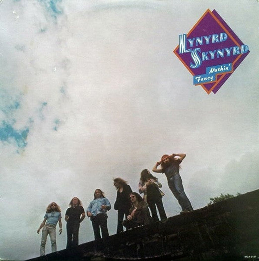 LYNYRD SKYNYRD NUTHIN' FANCY LP VINYL NEW 2015 REISSUE