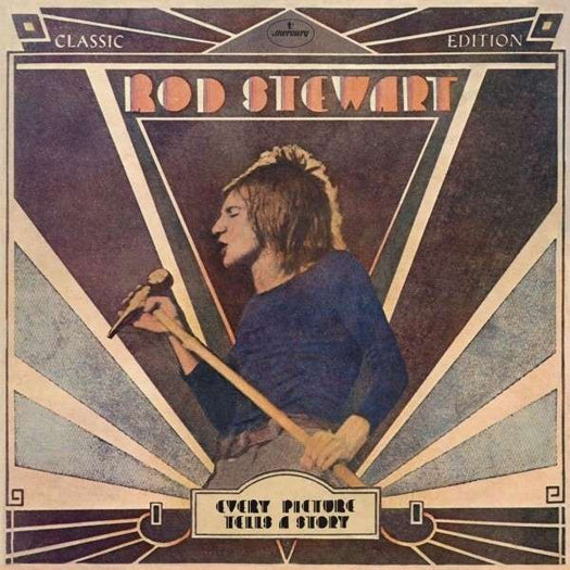 ROD STEWART EVERY PICTURE TELLS A STORY LP VINYL NEW 2015 180GM 33RPM