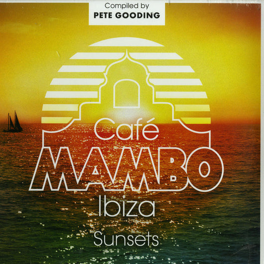 Cafe Mambo Sunsets 2015 LP Vinyl NEW