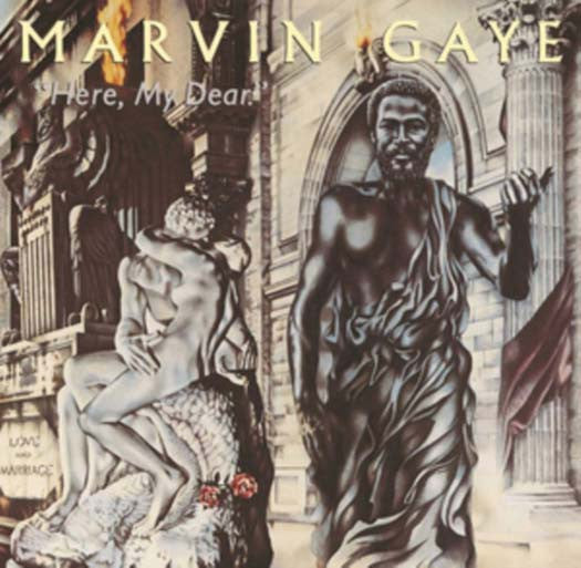 MARVIN GAYE HERE, MY DEAR DOUBLE LP VINYL NEW