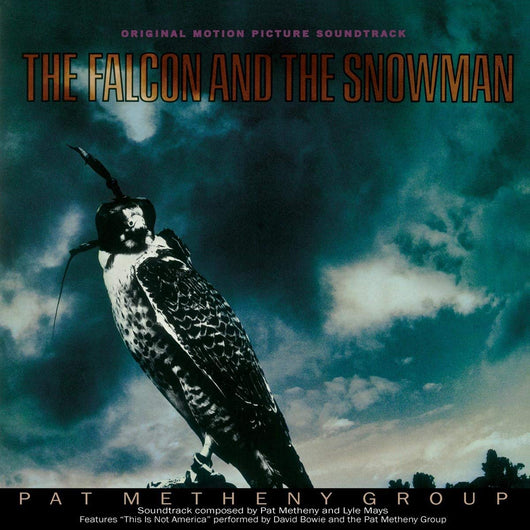 Falcon and the Snowman Vinyl LP Neu 2017