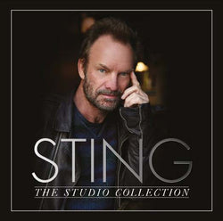 STING The Studio Collection 11LP Vinyl NEW Box Set