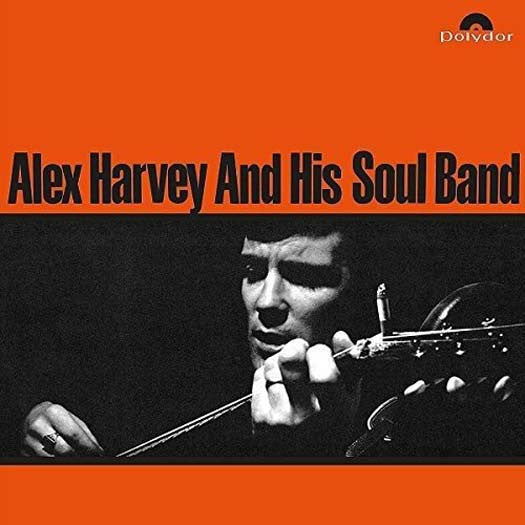 ALEX HARVEY & His Soul Band REISSUE LP Vinyl NEW 2017