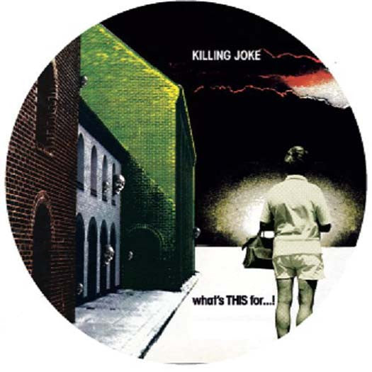 KILLING JOKE Whats this for PICTURE DISC LP Vinyl NEW 2016