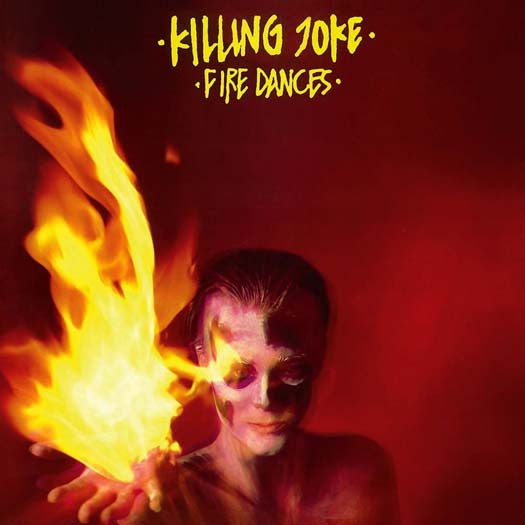 KILLING JOKE Firedances PICTURE DISC LP Vinyl NEW 2016