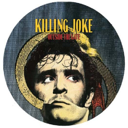 KILLING JOKE Outside The Gate PICTURE DISC LP Vinyl NEW 2016