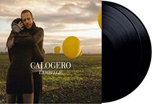 CALOGERO L'Embellie LP Vinyl NEW 2018