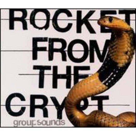 ROCKET FROM THE CRYPT GROUP SOUNDS LP VINYL NEW (US) 33RPM