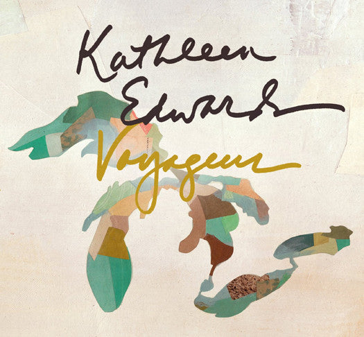 KATHLEEN EDWARDS VOYAGEUR LP VINYL NEW (US) 33RPM