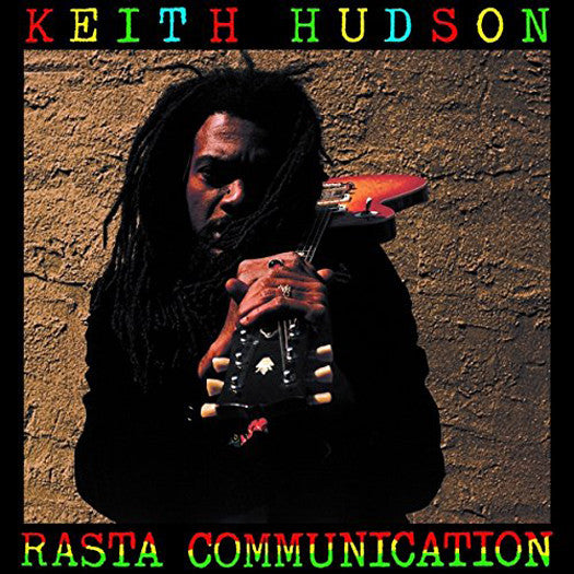 KEITH HUDSON RASTA COMMUNICATION LP VINYL NEW 33RPM