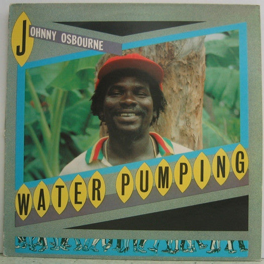 JOHNNY OSBOURNE WATER PUMPING LP VINYL NEW (US) 33RPM