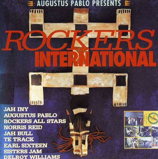 Augustus Pablo Presents Rockers International LP Vinyl New