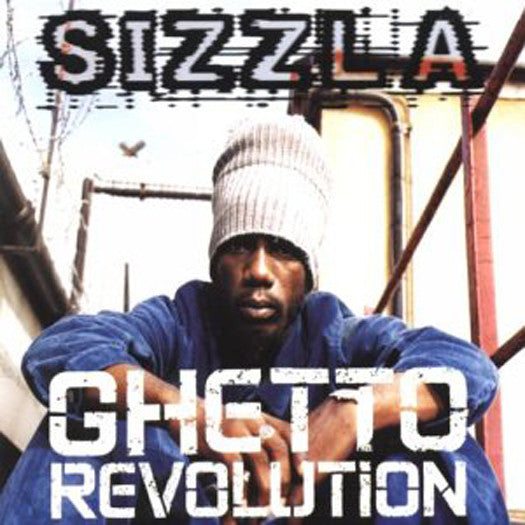 SIZZLA GHETTO REVOLUTION LP VINYL NEW 33RPM 2002