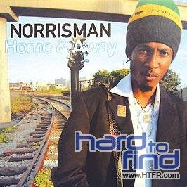 NORRIS MAN HOME AND AWAY LP VINYL NEW 33RPM