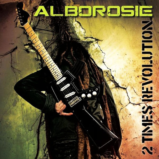 ALBOROSIE 2 TIMES REVOLUTION 2011 LP VINYL 33RPM NEW