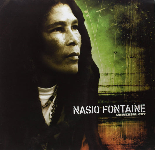 NASIO FONTAINE UNIVERSAL CRY LP VINYL 33RPM NEW