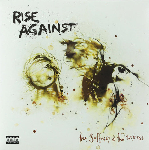 RISE AGAINST SUFFERER & THE WITNESS LP VINYL NEW (US) 33RPM