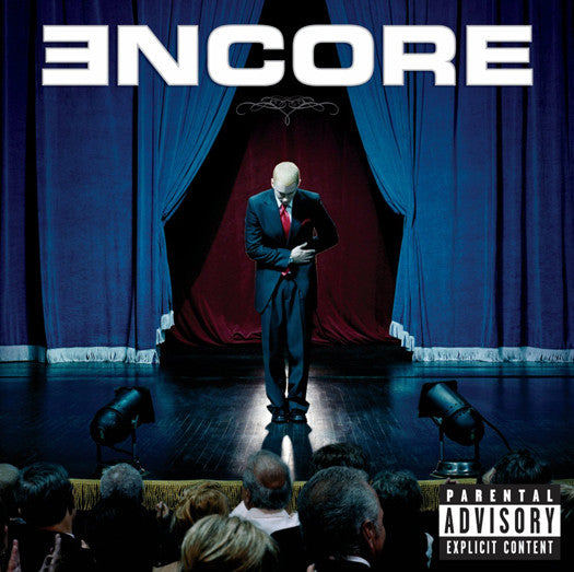 Eminem Encore Vinyl LP New 2013