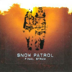 Snow Patrol ‎Final Straw Vinyl LP New 2004