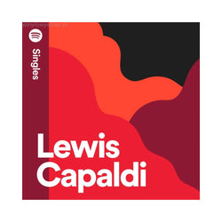 Lewis Capaldi Hold Me While You Wait Vinyl 7